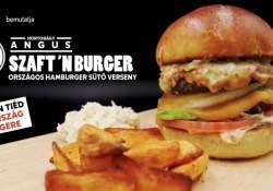 Vajon milyen lesz az ország burgere? Országos hamburger sütő verseny Debrecenben