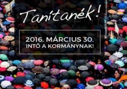 """Március 30-án """"Egyórás tiltakozás"""" lesz Zalaegerszegen"""