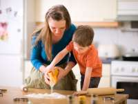 A gyerekek házimunkája