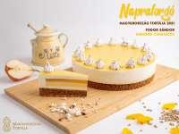 A költői Napraforgó az ország tortája 2021-ben!