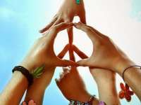Béke Világnapja - Január 1.